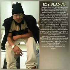 New Hip-Hop/Rap Artist :::Ezy Blanco::: http://crwd.fr/2ByV93j  Discover #New #Music #Artists #Videos & more  Blogspot http://mahagonypublishing.blogspot.com  YouTube @ diamondmahagony FaceBook/IG @mahagonypublishing  #feature #blogspot #music #rap #hiphop #rt #independent #unsigned #grind