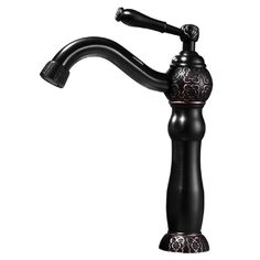 The Claymore Collection faucet is beautifully design with customer in mind. This faucet has amazing details highlighted in copper surrounding the faucet. The faucet is easy to install and will last a lifetime.