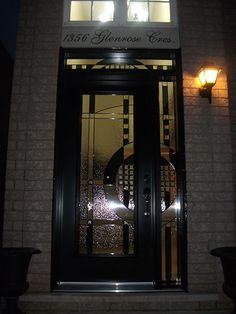 Single Entry Doors With Glass exterior doors with glass | exterior wood double doors, tdl