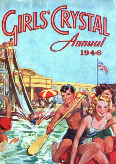 This book has 195 pages and was uploaded by hoover on September The file size is Publisher is Girls' Crystal Annual Comics Girls, A Comics, Vintage Children's Books, Retro Vintage, Summer Books, Books For Teens, Christmas Books, Comic Strips, Childrens Books