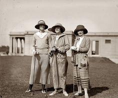 1923 Golferettes