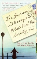 """""""Perhaps there is some sort of secret homing instinct in books that brings them to their perfect readers.""""--The Guernsey Literary and Potato Peel Pie Society by Mary Ann Shaffer. Highly recommended."""