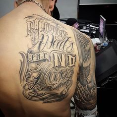 """""""Time waits for no man"""" All healed up shot of this back piece in progress…..they not ready for this one @team_pane Done by: Tonez @streetcitytattoos ??????????????? #tatts #tattoos #streetcitytattoos #thesix #canada #ontario #art #shading #toronto..."""