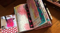 Midori Traveler's Notebook Flip - this is what I want my new art journal/urban sketch journal to look like