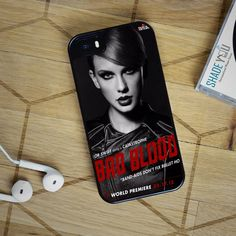 Taylor Swift Bad Blood - iPhone 4/4S, iPhone 5/5S/5C, iPhone 6 Case, Samsung Galaxy S4/S5/S6 Edge Cases - Shadeyou - Personalized iPhone and Samsung Cases
