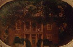 Orginal picture from 1800's, The Plantation House, circa 1840. White Pine, TN. Brian Keller, Stacie Webb-Keller, London Keller.