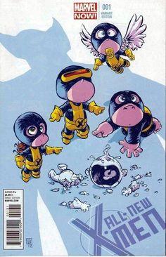 All-New X-Men #1