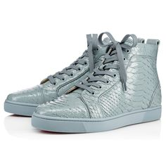 replica slippers - Shoes - Lou Spikes Men\u0026#39;s Flat - Christian Louboutin | Fly Kicks ...