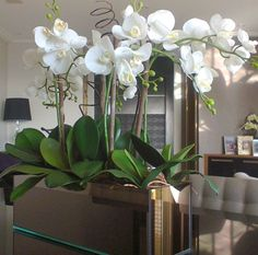 Use orchids, flowers and plants to decorate your home. Thirty five gorgeous ways to decorate with orchids, flowers, and plants. Feed your design ideas now.
