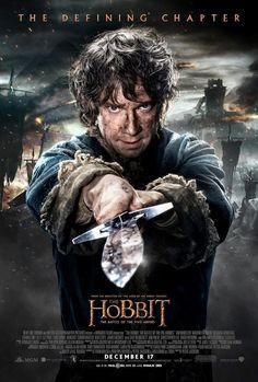 Der Hobbit - Die Schlacht der fünf Heere (im Kino ^^d)