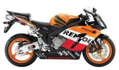 Honda CBR 1000RR Fireblade Repsol Rep