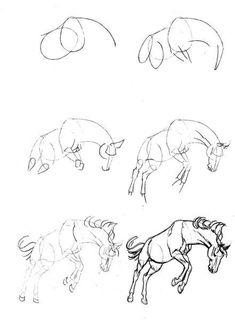 Die 98 Besten Bilder Auf Pferde Malen In 2018 Pferdezeichnungen