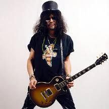I once asked Axl why he left the 'E' off his name. He started crying and said he thought he'd spelled it right.  - Slash