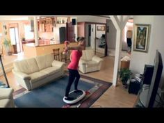 ▶ Casada Powerboard Workout 2 - YouTube
