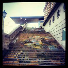 Vienna Honeymoon Pictures, Stairways, Vienna, Austria, Spaces, Instagram, Venice Italy, Stairs, Staircases