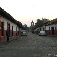 Calle Terán Centro histórico Pátzcuaro  #patzcuaro #pueblomagico