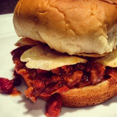 sloppy joes with popchips #crunch
