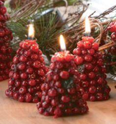 white cranberry christmas tree#preppychic #methodhome