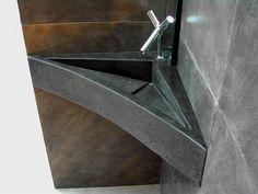 כיורי בטון | כורש בית לעיצוב