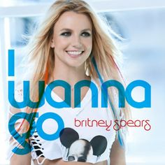 """Britney Spears wearing skull Mickey Mouse shirt in her """"I Wanna Go"""" music video. I want one. Just not a midriff-bearing, cut-off version."""