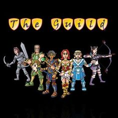 The Guild: The show revolves around the lives of online guild, The Knights of Good, who play countless hours of an unnamed MMORPG video game. The story focuses on Codex, the guild's Priestess, who ... (Taken from IMDB)