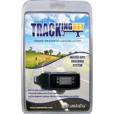 LandAirSea LAS-1505 Tracking Key Vehicle GPS Tracking System --- http://udal.us/12e
