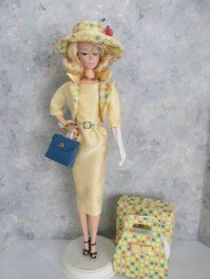 "OOAK Handmade Vintage Barbie/Silkstone ""Sunny Disposition!"" by Ann"