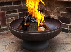 Ohio Flame Fire Pit - American-made brand