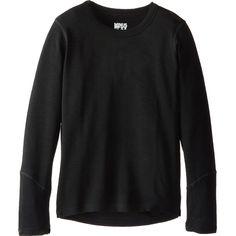 Minus33 - 100% Merino Wool Boy's Mid Weight Crew Top - Style 4700