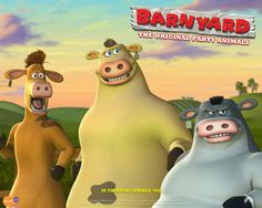 Watch Streaming HD Barnyard, starring Kevin James, Courteney Cox, Danny Glover, Sam Elliott. When the farmer's away, all the animals play ... and sing, and dance. Eventually, though, someone has to step in and run things, a responsibility that ends up going to Otis, a carefree cow. #Animation #Comedy #Family http://play.theatrr.com/play.php?movie=0414853
