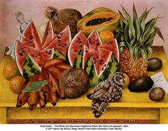 Frida Kahlo - 1943