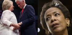 Attorney General Loretta Lynch was threatened by Bill Clinton, according to a Department of Justi...