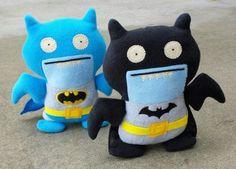 Uglydoll Batman