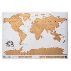 Scratch Map Official Online Store