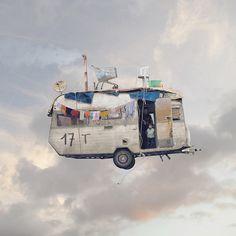 Case di Parigi, volanti - Il Post