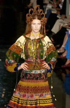Jean Paul Gaultier at Couture Fall 2005 - StyleBistro