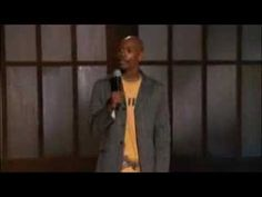 Dave Chappelle - food