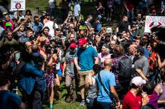 Counter-Protesters Surge Into Boston Derailing Rally