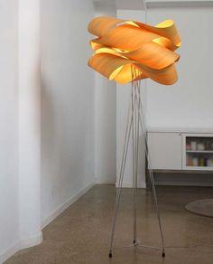 LZF Link Floor Lamp - Interior Design by Ray Power