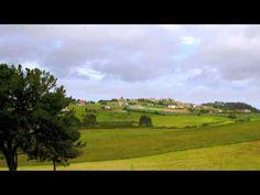 Un paseo por nuestro pueblo.  San Martín de Cardo - Gozón Asturias Paraiso Natural, Golf Courses, Videos, Santos, Lodges, Country Cottages, Paisajes, Video Clip
