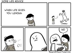 Some Life Advice