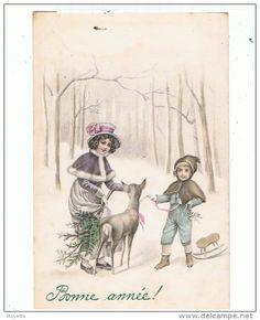 enfants illustrateurs - v k vienne Delcampe.fr