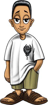 The Homies - Chicano Love, Chicano Art, Chicano Drawings, Graffiti Characters, Cartoon Characters, Aztecas Art, Mexican Art Tattoos, Cholo Art, Street Art