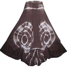 1131 Agan Traders Convertible Ripple Tie Dye Unique Long Skirt >>> Find out more about the great product at the image link. Boho Gypsy, Fashion Outfits, Womens Fashion, Tie Dye Skirt, Convertible, Fashion Brands, Topshop, Women's Skirts, Knitting