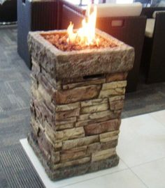 Keep warm and create the perfect outdoor setting throughout the year with the Coronado Outdoor gas firepit. This fire pit will bring the ambiance of an outdoor fire to your backyard, garden, patio or pool areas. Normally:  $599.00    Special: $399.00