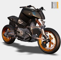 JL Soul Aprilia Caponord 1200 inspired Motorbike Art T-shirts