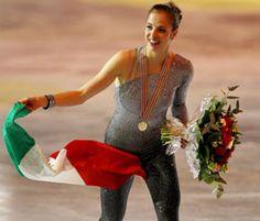 World Champion 2012: Carolina Kostner (ITA)