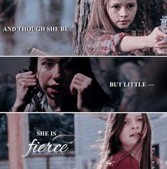 JUDITH,ENID AND LYDIA Walking Dead Quotes, Walking Dead Funny, Fear The Walking Dead, Judith Twd, Enid Twd, She Is Fierce, Carl Grimes, Tv Show Quotes, Daryl Dixon