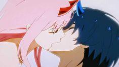 darling in the franxx hiro x zero two \ zero y hiro . zero y hiro beso . zero y hiro goals . zero two x hiro wallpaper . darling in the franxx zero two and hiro . zero two e hiro metadinha . darling in the franxx hiro x zero two Manga Anime, Manga Naruto, Anime Kiss, Anime Expo, Anime Love Couple, Cute Anime Couples, Querida No Franxx, Zero Two, Darling In The Franxx