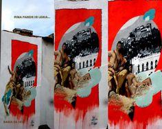 Arte de rua Leiria